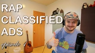 Rap Classified Ads (Craigslist Rap) thumbnail
