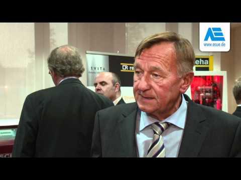 Interview Wolfgang Müller - Effizienzdialog ASUE und eaD in Berlin