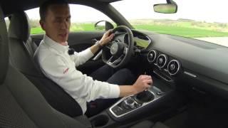 Audi TT 1998 vs Audi TT 2016