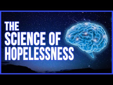 Overcoming Hopelessness – Using Neuroscience to Overcome Depression and Improve Your Mental Health