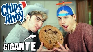 DIY CHIPS AHOY GIGANTE
