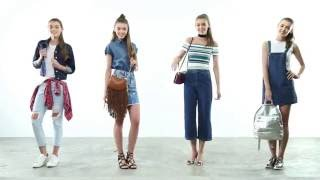 STYLE QUICKIE - HOW TO WEAR DENIM