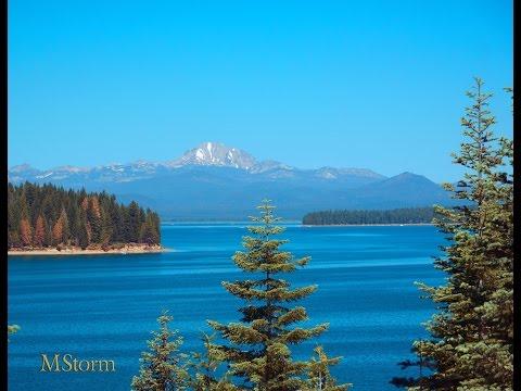 Boat Ride on Lake Almanor