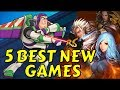 5 Best FREE Android & iOS Mobile Games of the Week | TL;DR Reviews #3