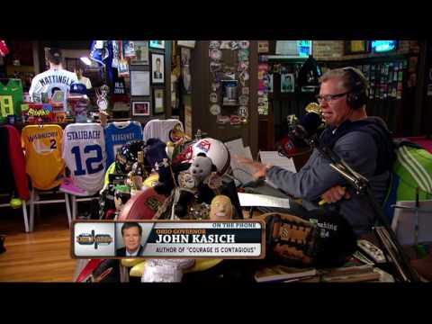 Gov. John Kasich on The Dan Patrick Show (Full Interview) 10/28/16