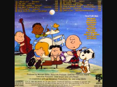 David Benoit Linus And Lucy (with the Peanuts Gang)