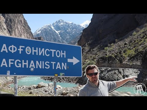 VISITING THE AFGHAN BORDER | Donnie Does Tajikistan Vlog 4