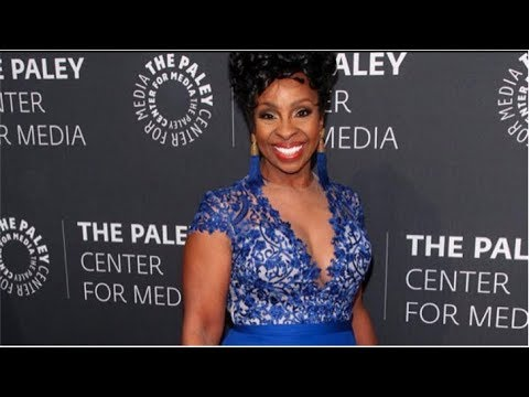 Gladys Knight looks great at 73, flaunting incredibly toned figure in skintight black dress