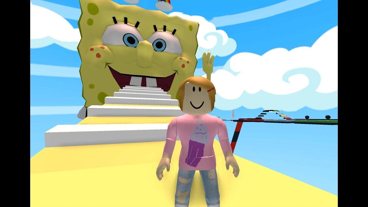 Download Roblox Escape Spongebob With Molly!