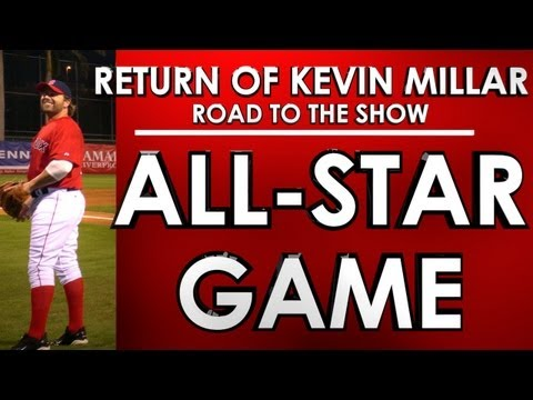 FUTURES AND ALL-STAR GAME - Road to the Show - Kevin Millar: Episode 16 - MLB 13: The Show