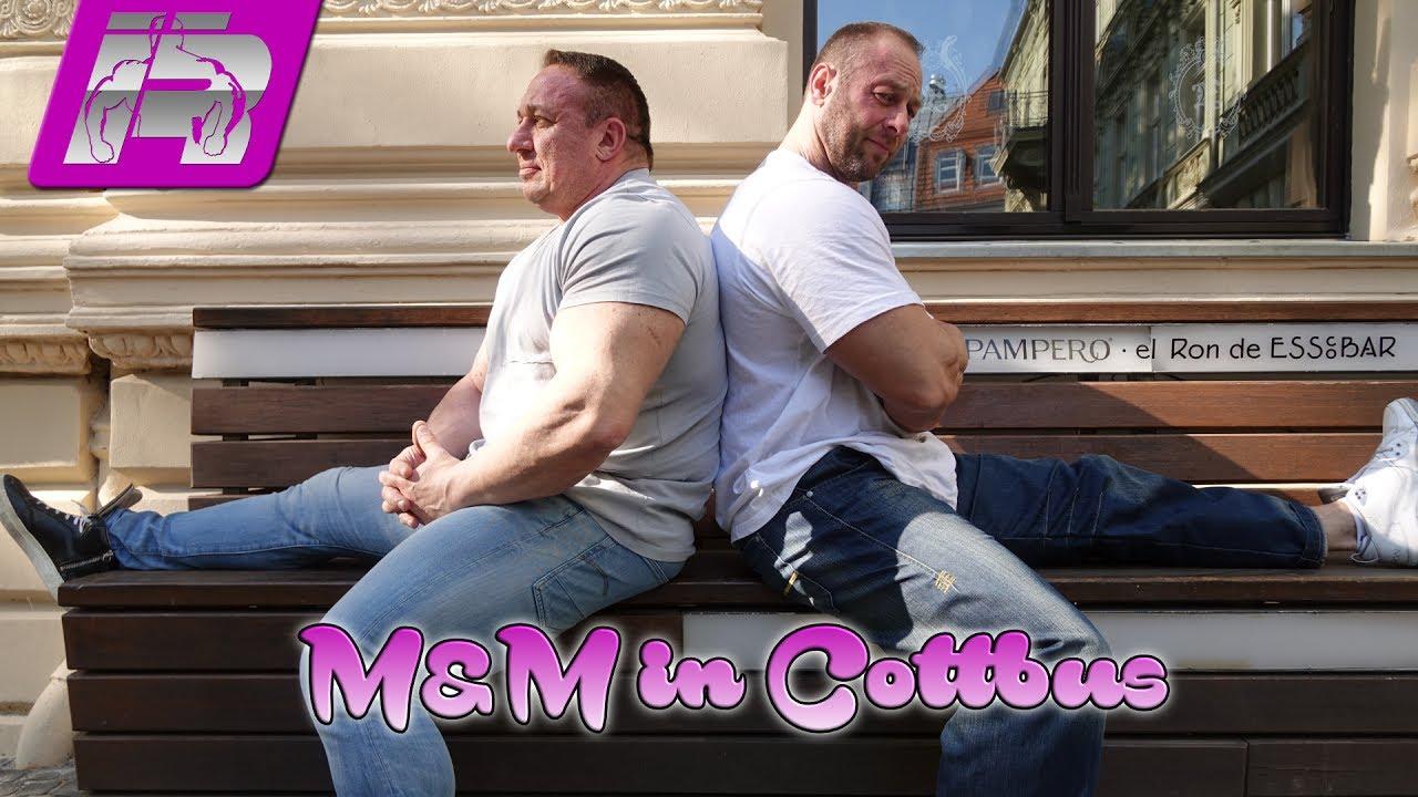 M&M-Tour Teil 4: Cottbus   Full Day of Eating... mal realistisch... und ohne Mealprep