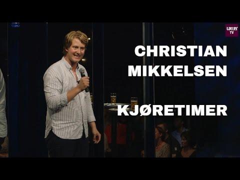 Christian Mikkelsen - Kjøretimer (2014)