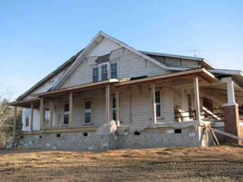 Stewart Farmhouse Restoration