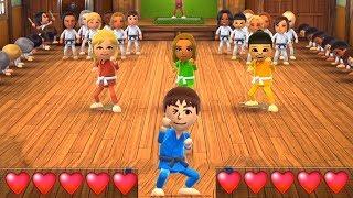 Wii Party U - Dojo Domination Standard #3