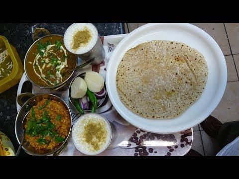 Freshly made Rotis, Parathas, Dal Makhani, Salty Jeera Lassi, Tarka Daal at Punjabi Tarka Restaurant