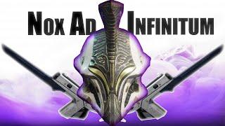 Destiny 2 Shadowkeep: Ultimate Titan Build Guide - Nox Ad Infinitum - Monte Carlo Exotic
