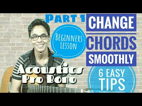 How To Change Chords Smoothlyfor Beginners Hindi 12 Youtube