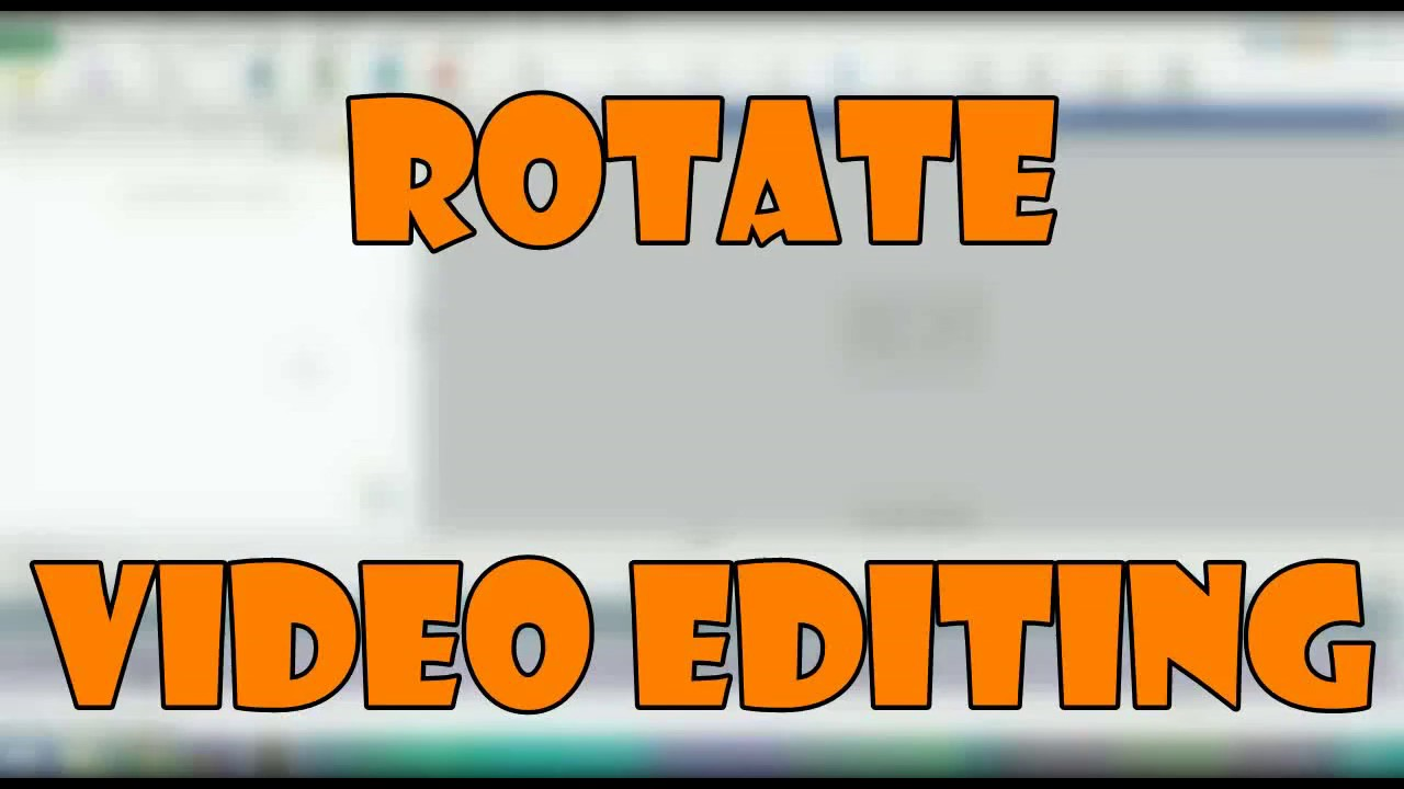 Rotate video editing video pad youtube rotate video editing video pad ccuart Image collections