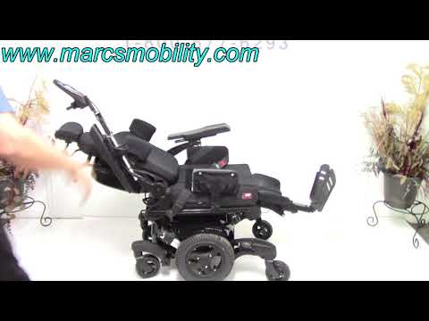 Sunrise Medical Quickie QM710 Used Power Chair #867