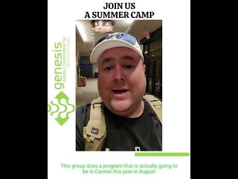 Join Us At Summer Camp!