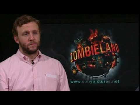 """Ruben Fleischer talks """"Zombieland"""" Mp3"""