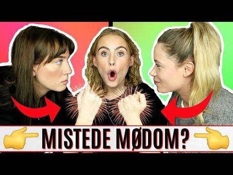 HVEM KENDER MIG BEDST? Tine Maria vs. Sophia Brown