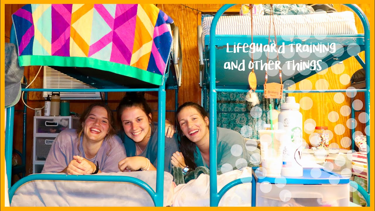 Guess Who's Back! (What It's Like Being a Camp Counselor)