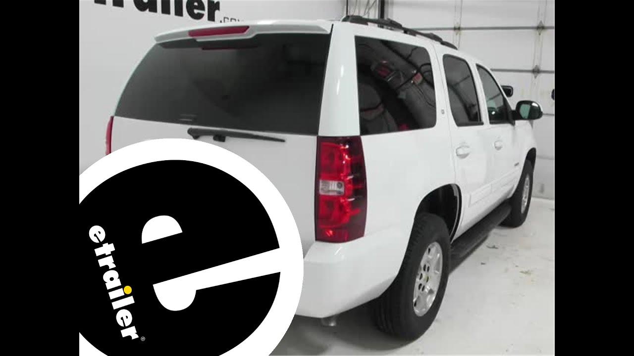 Weathertech floor mats 2015 kia sorento - Review Of The Weathertech Front Floor Liners On A 2013 Chevrolet Tahoe Etrailer Com