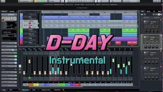 D-Day (정기고) Instrumental 내 아이디는 강남미인 OST Part 5 (남자키/여자키) MIDI Cover by Jerry Kim
