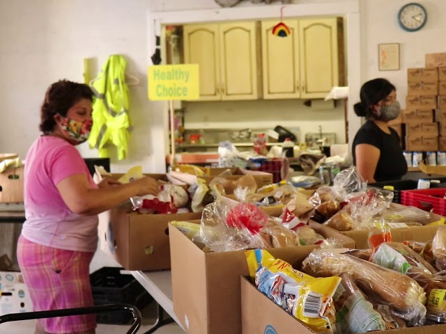 Nonprofit Spotlight: Gateway Hunger Relief Center