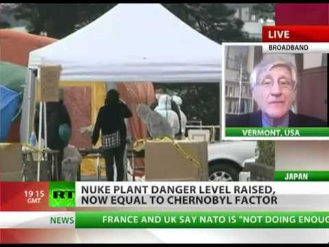 'Worst-case scenario  Fukushima fuel pool with plutonium catches fire'