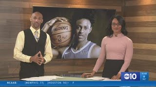 De'Aaron Fox, Sacramento Kings teammates bowl to strike out breast cancer