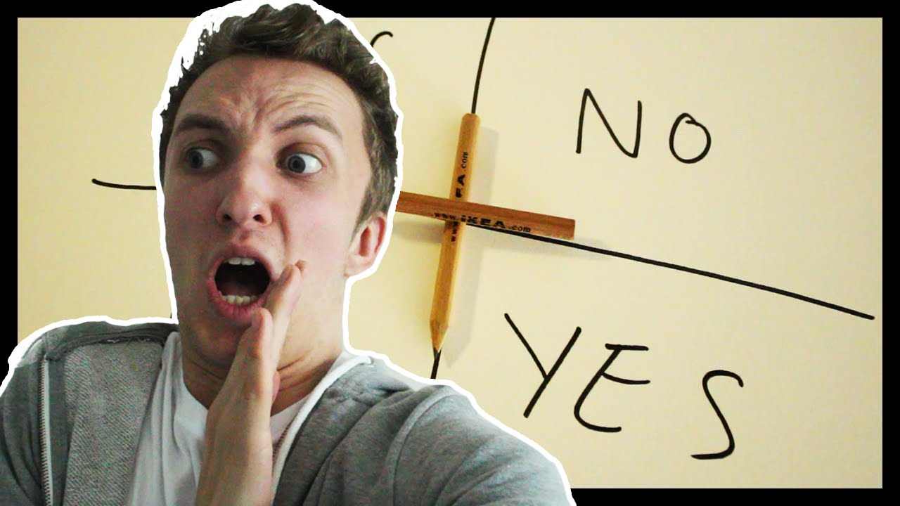 CHARLIE CHARLIE CHALLENGE - IT'S REAL! - YouTube