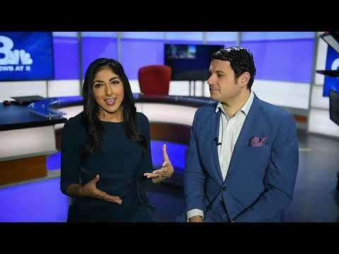 Catch Up With Syracuse TV's Power Couple Farah And Niko
