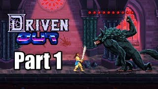 Driven Out (2019) PS4 PRO Gameplay Walkthrough Part 1 (No Commentary)