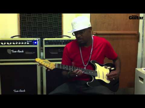 Guitar Lesson: Eric Gales - Five-note groupings and 'doubling up' (TG250)