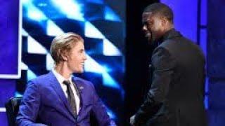 Kevin Hart Roasts Justin Bieber hard 😂(uncensored)