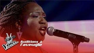 Carina Sen - Ekwueme Les Auditions a l aveugle The Voice Afrique Francophone Saison 3