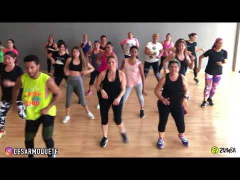 Suma Y Resta - El Micha Feat. Gilberto Santa Rosa Zumba By Cesar Moquete