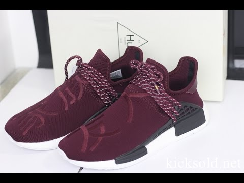 c129f29f47771 ADIDAS PW HUMAN RACE NMD FRIENDS   FAMILY REVIEW - YouTube