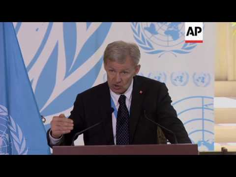 Egeland on aid for Syria after Russia withdrawal