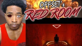 Offset - Red Room (Official Music Video) REACTION!