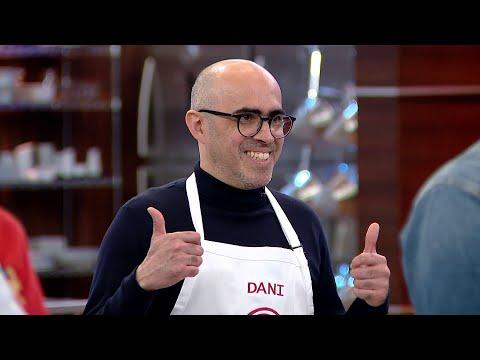 ¡Dani Umpi se lució con su guiso de lentejas!