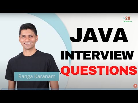 Java Interview Questions and Answers - New Version