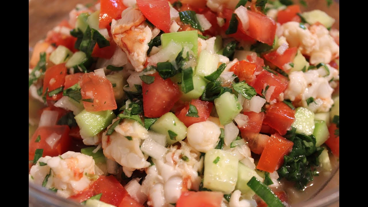 Best shrimp ceviche recipe
