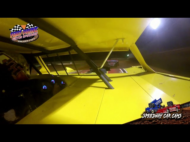 #45 Colton Roberts - 602 - 9-22-18 Fort Payne Motor Speedway - In Car Camera