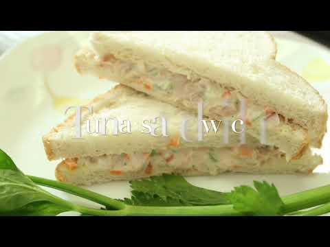 How To Make Tuna And Egg Sandwich