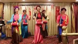 Tiana Thanh:  Trong Com Dance For Tet Celebration 2015