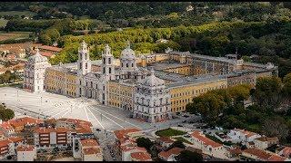 Дворец Мафры. Мафра, Португалия,
