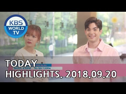 Today Highlights-Love To The End E32/Sunny Again Tomorrow E85/The Ghost Detective E9-10[2018.09.20]
